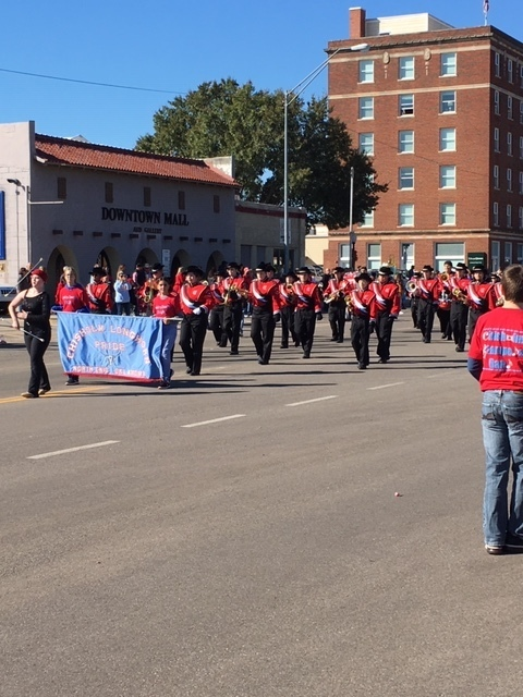 CHS Band at NWOSU